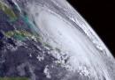 L'uragano Joaquín negli Stati Uniti