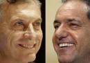Domenica si vota il ballottaggio in Argentina