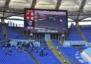 Le foto dello Stadio Olimpico di Roma durante il GP di Valencia