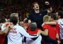 La Gran Bretagna ha vinto la Coppa Davis, dopo 79 anni