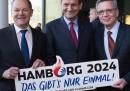 Amburgo rinuncia alle Olimpiadi 2024