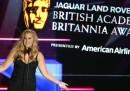 Le foto dei Britannia Awards, in California