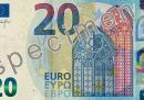 Come sono fatti i nuovi 20 euro