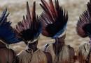 Le migliori foto dei Giochi Indigeni