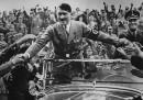 «Lei ha mai visto Hitler?»