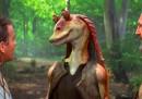George Lucas dice che vorrebbe essere Jar Jar Binks