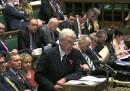 Una giornata particolare alla Camera britannica