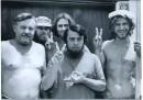 La foto di Harrison Ford quando faceva il falegname