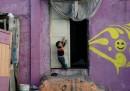 I nuovi colori di al-Shati, nella Striscia di Gaza