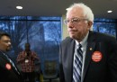 C'è un piccolo caso Bernie Sanders