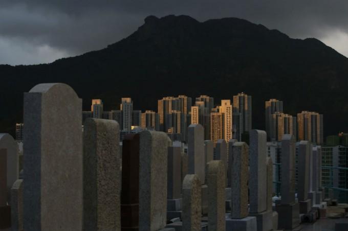Cimitero Hong Kong