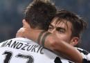 Risultati e classifica della 16esima giornata di Serie A