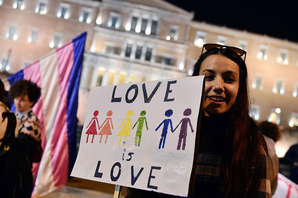 Le unioni civili sono legge in Grecia - Il Post