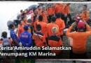 Decine di persone sono disperse in Indonesia