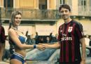 Lo spot con i calciatori del Milan che sventano una rapina