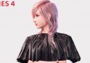 La nuova testimonial di Louis Vuitton è Lightning di Final Fantasy