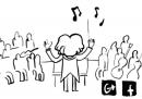 Come funziona il doodle di Google per Beethoven