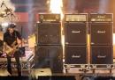 Ian 'Lemmy' Kilmister
