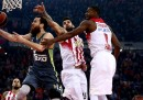 Il basket europeo diviso in due
