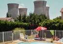 La vita all'ombra di una centrale nucleare