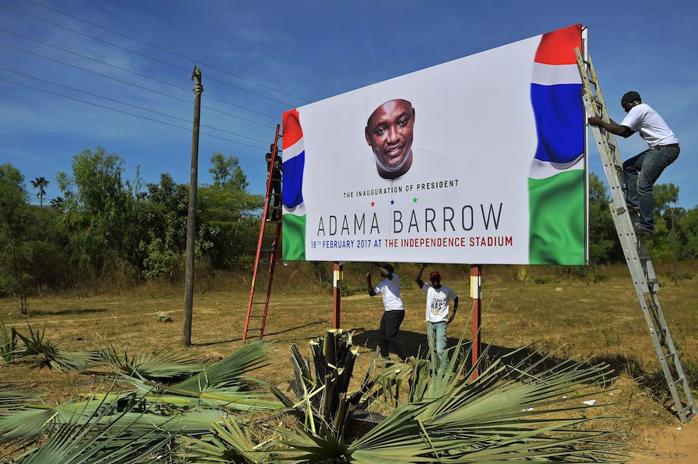 GAMBIA-POLITICS