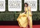 Golden Globe: le foto del red carpet