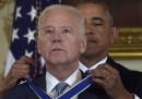 Obama ha fatto una sorpresa a Biden