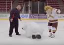 I problemi di girare uno spot sul ghiaccio