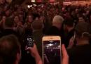 Cosa succede quando Hillary Clinton va a teatro