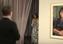 Michelle Obama ha fatto commuovere un po' di gente