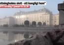 La regina di Svezia dice che nel suo castello ci sono i fantasmi