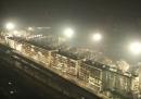 Come si demoliscono 19 edifici in 10 secondi