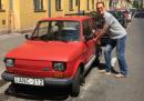Un gruppo di polacchi regalerà una FIAT 126 a Tom Hanks