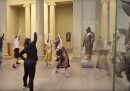 Al Metropolitan Museum of Art di New York si può fare ginnastica tra le opere d'arte