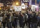 Le proteste contro Trump, in fotografie