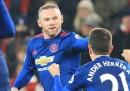 Il 250esimo gol di Rooney con il Manchester United