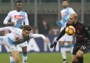 Le partite della 21ma giornata di Serie A