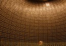Lo spettacolare osservatorio di neutrini sotto una montagna in Giappone