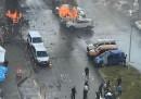 L'attentato a Smirne, in Turchia