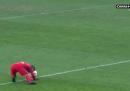 La strana ammonizione di Marco Verratti durante Nantes-PSG