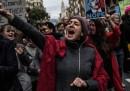 Le foto delle proteste delle donne contro Trump, in tutto il mondo