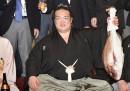 Il Giappone ha un nuovo yokozuna, e che cos'è uno yokozuna