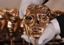 I vincitori dei premi BAFTA per la tv