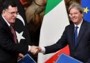 L'accordo fra Italia e Libia sui migranti
