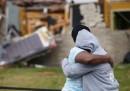 Le foto del tornado a New Orleans
