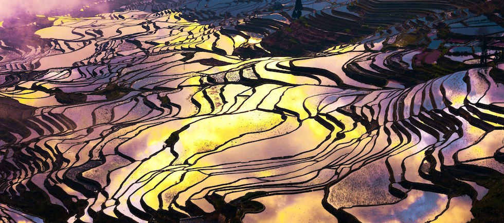 Yuanyang, Cina