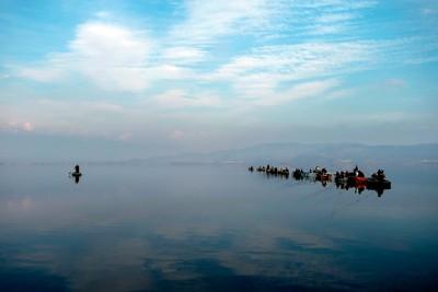 Lago Dojran, Macedonia