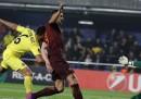 Come vedere Roma-Villarreal in streaming