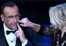 Sanremo 2017, i dati di ascolto Auditel della terza serata