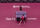 Lo scambio più lungo nella storia moderna del ping pong